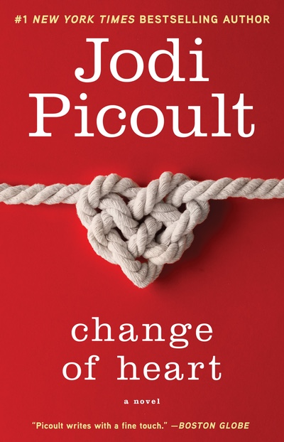43bf4924c90 Jodi Picoult · Change of Heart