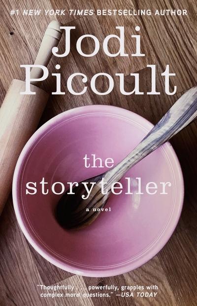 Jodi Picoult The Storyteller