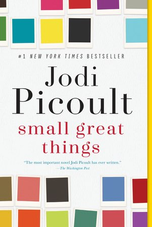 Book Review Parents Have Power To Make >> Jodi Picoult Small Great Things