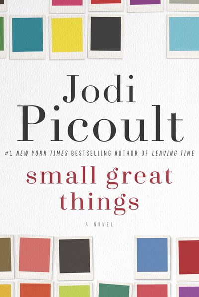 Image result for small great things book cover