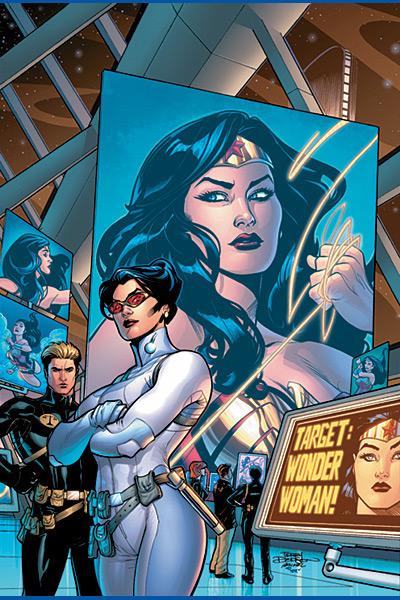 Jodi Picoult 183 Wonder Woman